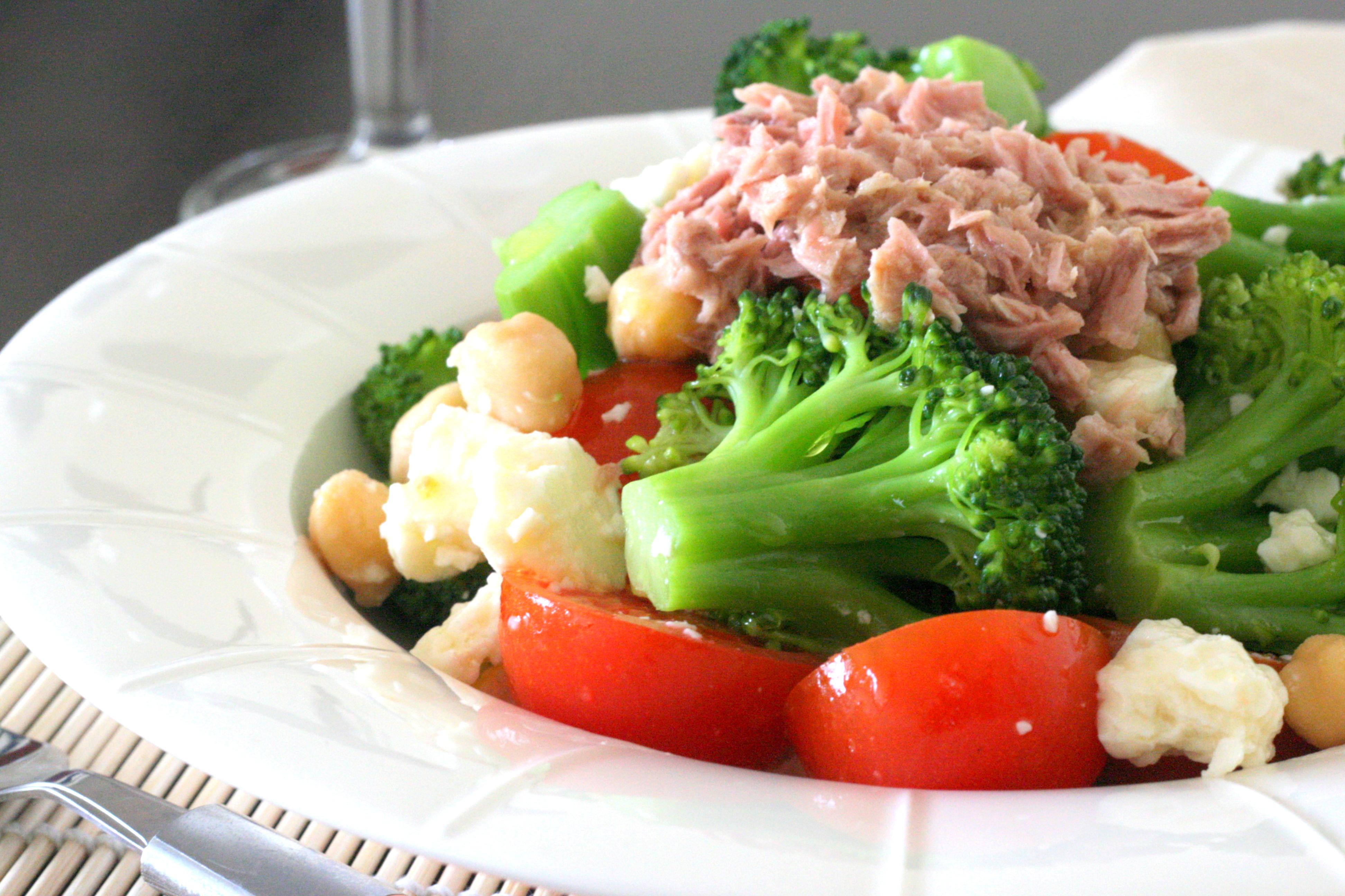 Balıklı sebze Tarifi